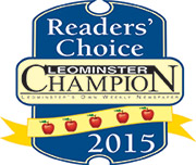 2015 Readers Choice logo
