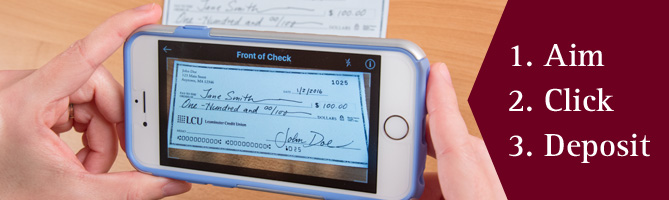 Mobile Banking Instructions - Leominster Credit Union