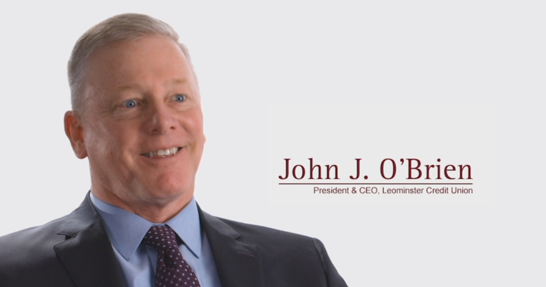 Image of President and CEO John O'Brien