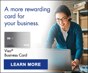 Business Consumer Credit Card Offer