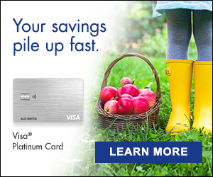 Fall Consumer Credit Card Offer